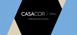 COMUNICADO Oficial: Los espectáculos de CASACOR 2020 se posponen