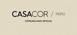 CASACOR Perú pospone su evento hasta el 2021