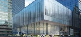 OMA diseña una cubierta de vidrio para Tiffany & Co en 5th Avenue