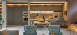 Mezcla moderna y contemporánea en Casa Finitura