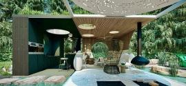 The Awakaning House: un lugar para relajar cuerpo y mente