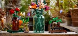 Lego lanza kits de flores y bonsáis hechos de bioplástico